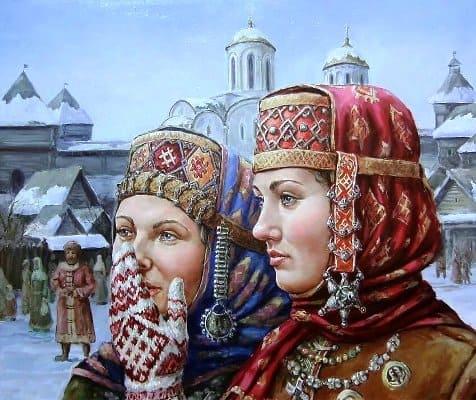 zhenshchina-v-drevnej-rusi