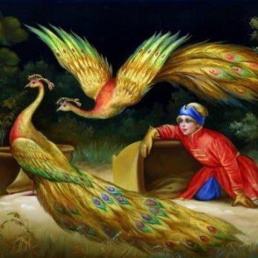 Федоскинская лаковая миниатюра: мир сказки и красоты